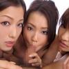 花井メイサ 相内リカ 鮎川あゆみ超乳3人娘が1本のチンポを奪い合う奇跡の4Pセックス